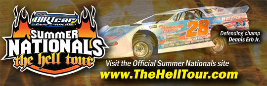 UMP DIRTcar Summer Nationals