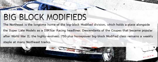 Big Block Modifieds