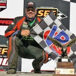 Rocky Warner Pulls Off Thrilling Victory In Sunday's BACC-OFF Pro Stock Championship 25 At Syracuse Mile