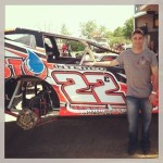 """Super Mario"" Clair ready with his 22c to take on Merrittville Speedway"