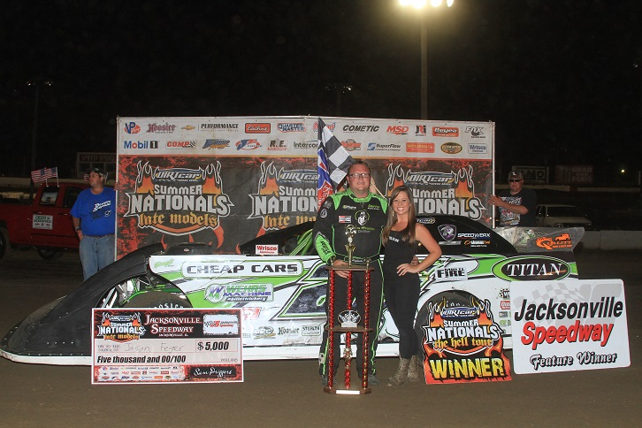 Jason Feger dominates Jacksonville for Hell Tour win!