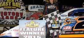 Nick Hoffman Wins Night 2 On His First Visit Ever At East Bay Raceway Park