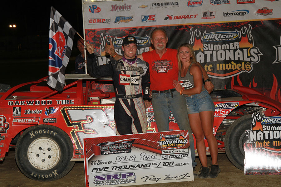 Bobby Pierce Looks For A Repeat Of Summer Nationals