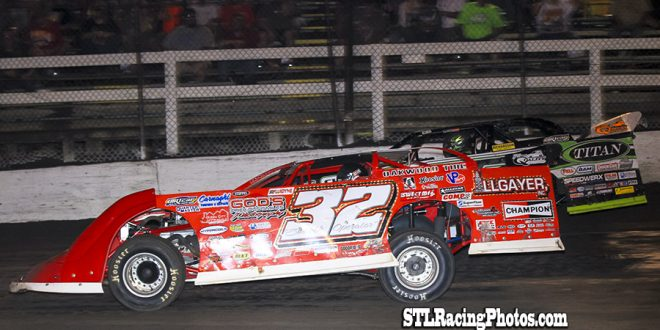 Lady Luck Blesses Bobby Pierce In Macon Speedway Win