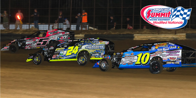 2018 Summit Modified National Schedule Announced